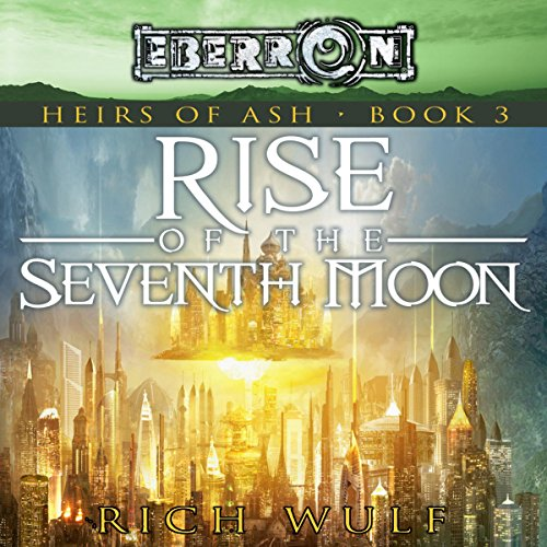 Rise of the Seventh Moon audiobook cover art