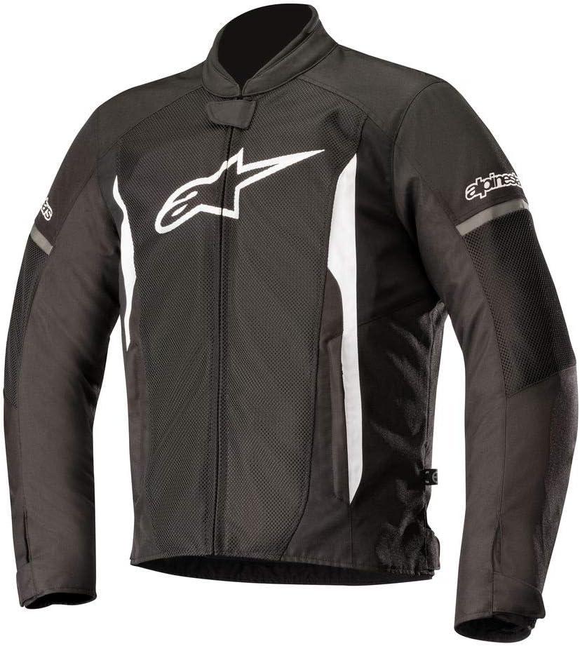 Alpinestars Men's Wholesale T-Faster Air Motorcycle 4 Black Spasm price Jacket White