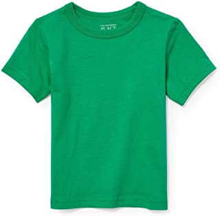 The Children's Place Baby Boys Short Sleeve Solid Tee Shirt