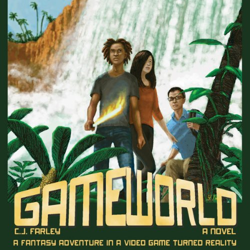 Game World audiobook cover art