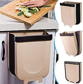 TTMOW Cubos de Basura Plegable Colgando para la Cocina,