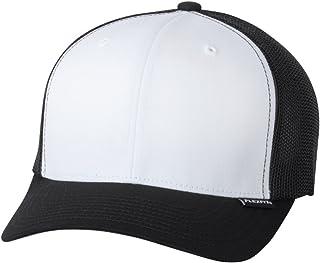 Flexfit Trucker Cap, Black/ White/ Black