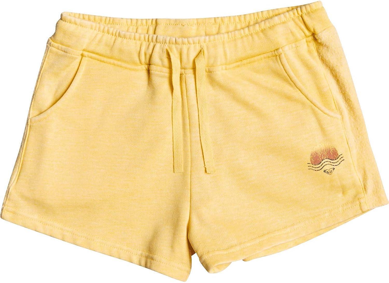 Roxy Girls Big Middle Fleece Shorts
