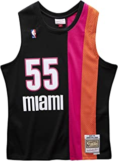 Mitchell & Ness Trikot NBA Jason Williams Miami Heat 2005-06 Hardwood Classic Swingman schwarz
