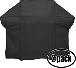 UpStart Components 2-Pack Gas Grill Cover Heavy Duty Waterproof Replacement for Weber Summit S-420 NG (2007) - 66.8 inch L x 26.8 inch W x 47 inch H