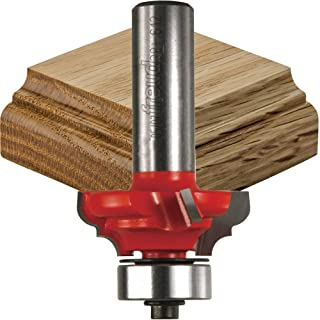 Freud 85-470 1//4-Inch Height by 15//16-Inch Cut Depth Bowl Removal Router Bit with 1//2-Inch Shank