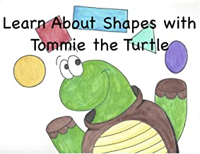 Learn About Shapes with Tommie the Turtle