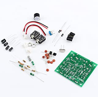 Yosoo HAM Radio 40M CW Shortwave Transmitter Receiver Version 4.1 7.023-7.026MHz QRP Pixie Kit DIY with Buzzer