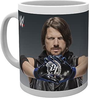 GB Eye LTD, WWE, AJ Styles, Mug, Wood Various, 15 x 10 x 9 cm