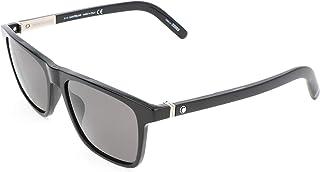 8c304b356d Montblanc Mont Blanc Gafas de Sol, Negro (Black), 56.0 Unisex Adulto