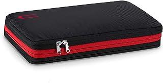 CIMONS旅行圧縮バッグ ファスナー圧縮で衣類スペース50%節約 衣類圧縮袋 タオル 水着 シューズ 出張 旅行 バスケットボールコート フィットネス 水泳 収納バッグ 便利グッズ 衣類仕分け 簡単圧縮 大容量 10L / 16L