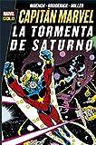 Capitán Marvel. La tormenta de Saturno (MARVEL GOLD)