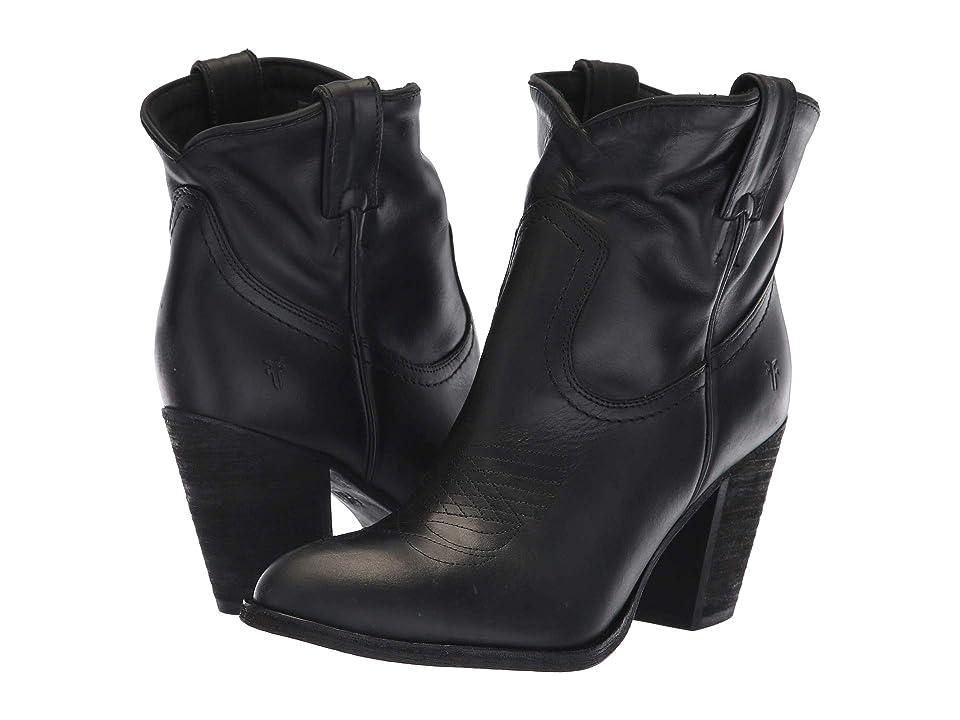 Frye Ilana Pull On Short (Black) Women