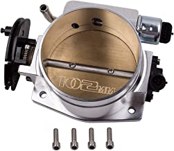 102MM Throttle body &TPS IAC Throttle Position for Sensor for GM III LS1 LS2 LS3 LS7