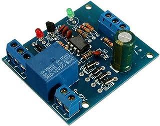 M10 Monitor de 2 canales Interruptor de flotador vertical Tanque de pescado 2Pcs Sensor de nivel de agua l/íquida de acero inoxidable de 180 mm 10W 0.5Amp