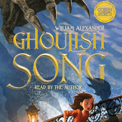 Ghoulish Song audiobook cover art