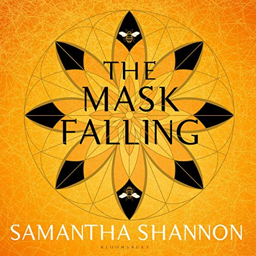 The Mask Falling cover art
