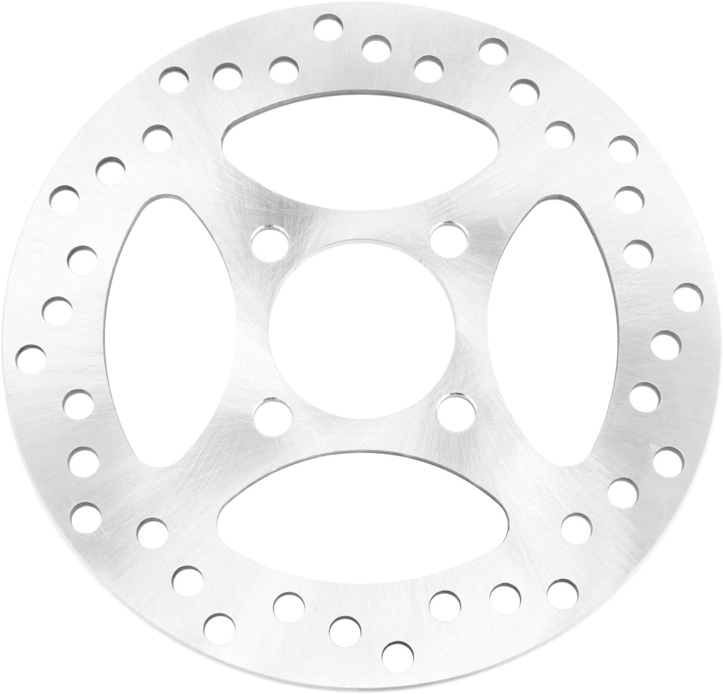 New arrival Dedication Caltric Rear Brake Disc Rotor Compatible Raptor with Yamaha 700