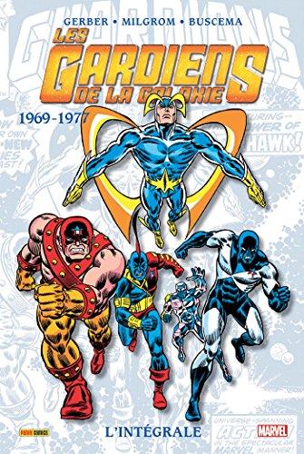 Les Gardiens de la Galaxie: L'intégrale 1969 (T01)