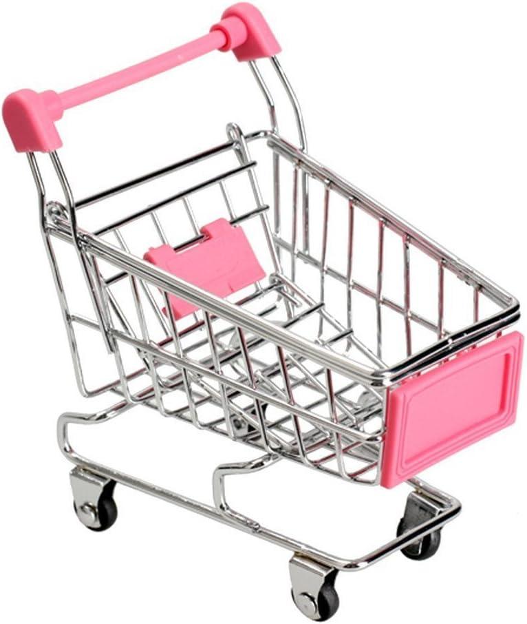 IVYRISE Exquisite Cute Mini Supermarket Virginia Beach Mall Cart Art Mode Shopping C Attention brand