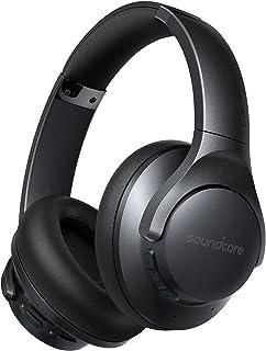 Soundcore by Anker Life Q20+ Słuchawki Bluetooth z aktywną izolacją szumów, 40h żywotności baterii, Hi-Res Audio, Soundcor...
