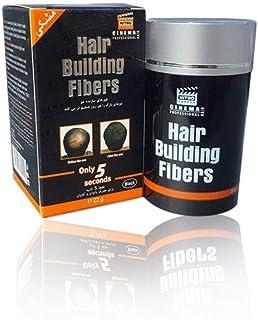 Hair Building Fibers Cinema Professional, Black, 22gr.