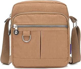 KARRESLY Casual Nylon Purse Handbag Crossbody Bag Waterproof Shoulder Bag for Women