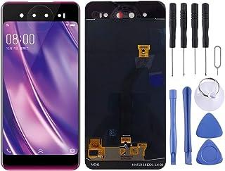 Vivoスペア Vivo NEXデュアルディスプレイ用背面LCDスクリーンおよびデジタイザフルアセンブリ Vivoスペア (色 : Color1)