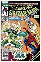 AMAZING SPIDER-MAN #369, VF/NM, Green Goblin, Electro, more ASM in store