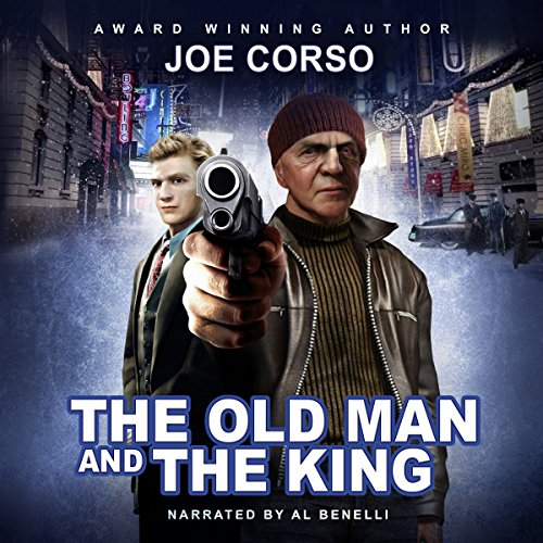 The Old Man and the King audiobook cover art