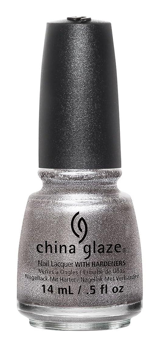 お別れロック解除説教CHINA GLAZE The Great Outdoors Collections Check Out The Silver Fox (並行輸入品)