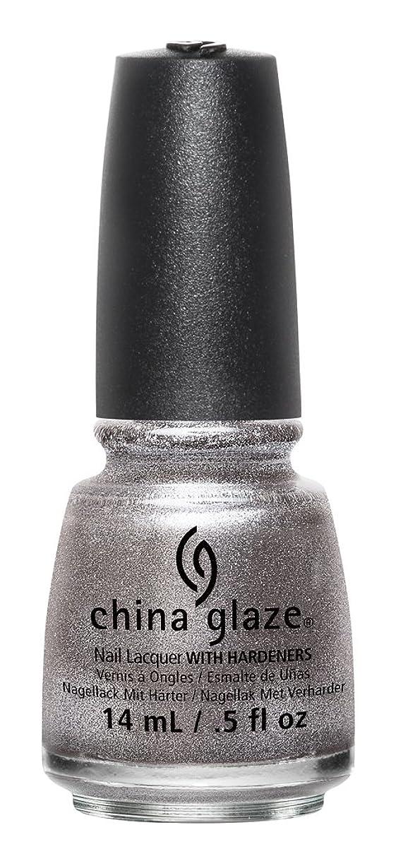 マット詳細な有名人CHINA GLAZE The Great Outdoors Collections Check Out The Silver Fox (並行輸入品)