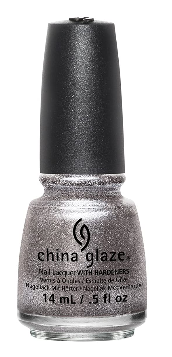 お気に入り有用浸透するCHINA GLAZE The Great Outdoors Collections Check Out The Silver Fox (並行輸入品)