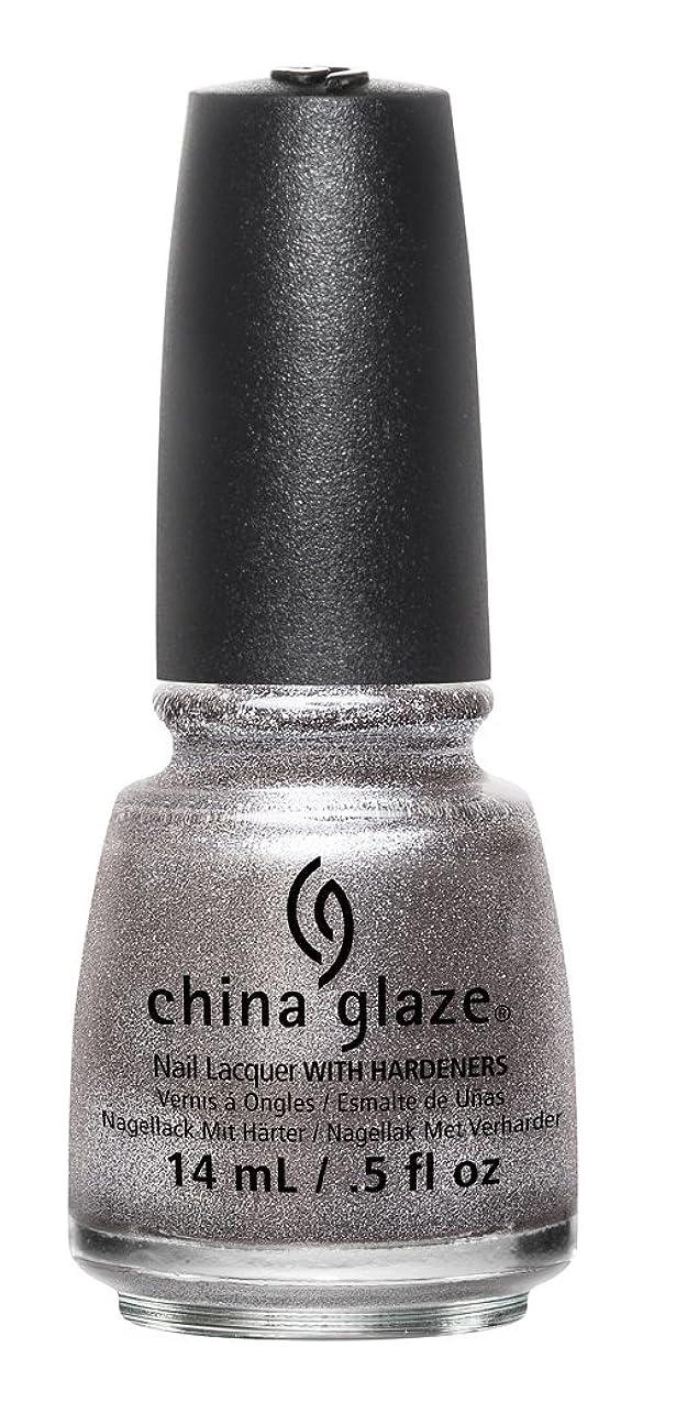 説得力のある北方事実上CHINA GLAZE The Great Outdoors Collections Check Out The Silver Fox (並行輸入品)