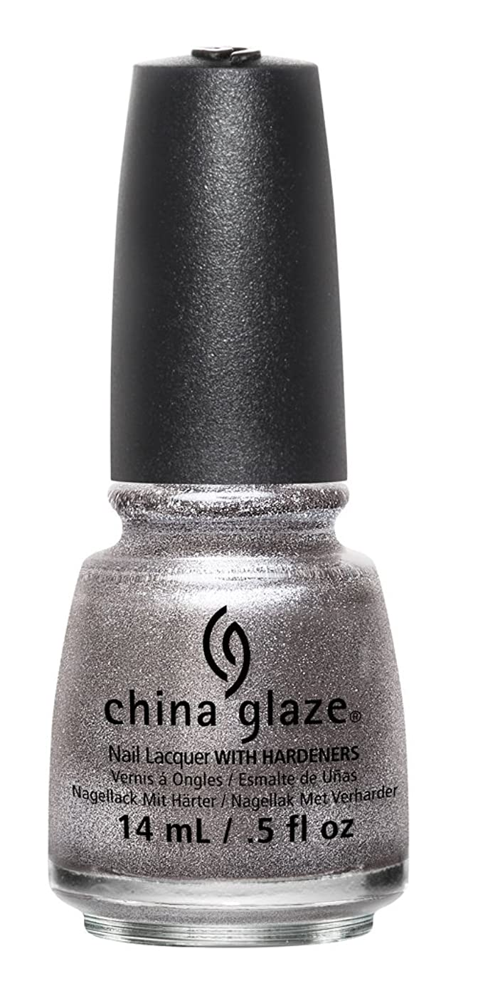 インタネットを見るシーズンモーテルCHINA GLAZE The Great Outdoors Collections Check Out The Silver Fox (並行輸入品)