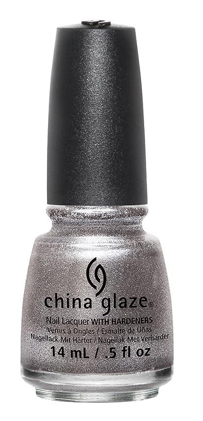 残る流出保証金CHINA GLAZE The Great Outdoors Collections Check Out The Silver Fox (並行輸入品)
