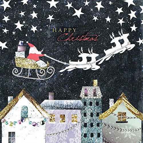 Hammond Gower Pubblicazioni AXEX136–Biglietto natalizio (confezione da 8)