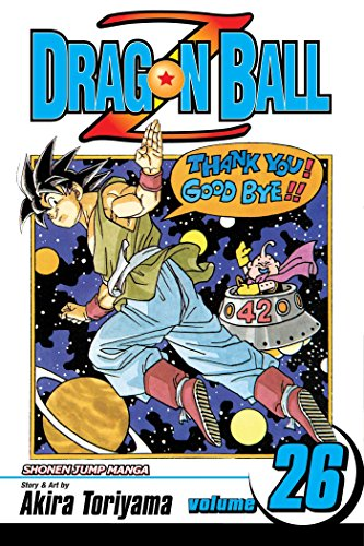 DRAGON BALL Z SHONEN J ED GN VOL 26