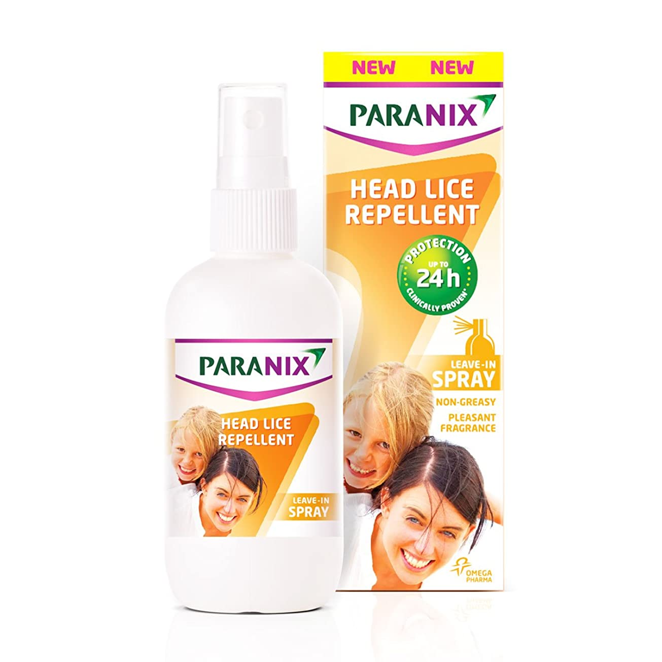 Paranix Repel Spray 100ml [並行輸入品]