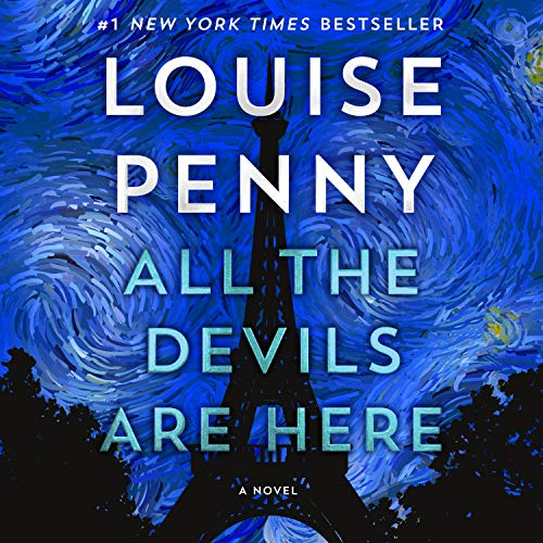 Page de couverture de All the Devils Are Here: A Novel