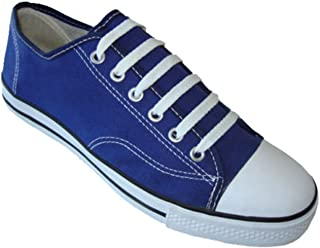 EC Womens Canvas Sneakers; Fashion Sneakers; Walking