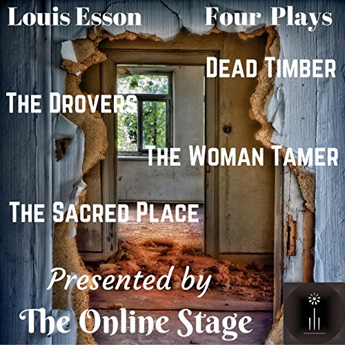 Four One-Act Plays audiobook cover art
