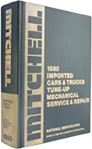 1980 Imported Cars & Trucks Tune-Up Mechanical Service and Repair (Mitchell Manuals National Service Data)