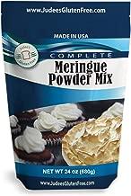 is meringue powder dairy free