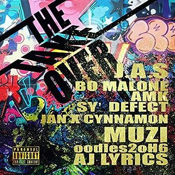 The Takeover (feat. Bo Malone, AMK, Sy'defect, Jan X Cynnam0n, Muzi, Oodles2oh6 & AJ Lyrics)