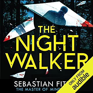 The Nightwalker                   By:                                                                                                                                 Sebastian Fitzek                               Narrated by:                                                                                                                                 Robert Glenister                      Length: 7 hrs and 32 mins     65 ratings     Overall 4.1