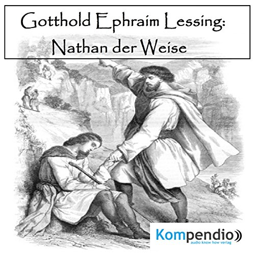 Nathan der Weise von Gotthold Ephraim Lessing audiobook cover art