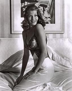 Rita Hayworth Poster 8.5x11 Photo, Shawshank Redemption