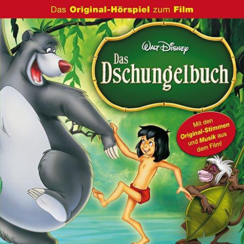 Das Dschungelbuch (Das Original-Hörspiel zum Film)