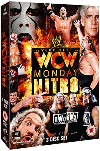 The Very Best Of Wcw Monday Nitro (3 Dvd) [Edizione: Regno Unito] [Edizione: Regno Unito]